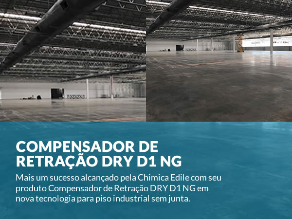DRY D1 NG - PISO INDUSTRIAL