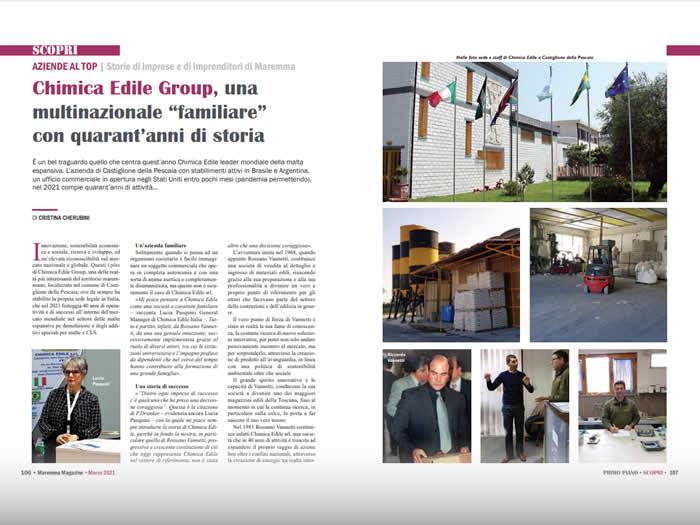 Maremma Magazine - Marzo 2021