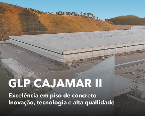 GLP Cajamar II - Excelência em piso de concreto