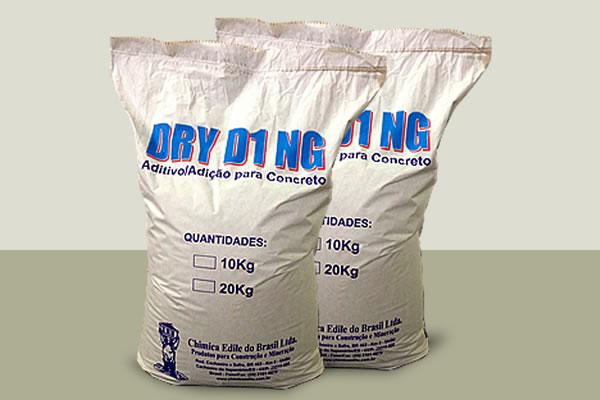 Dry D1 NG / Compensador de Retração