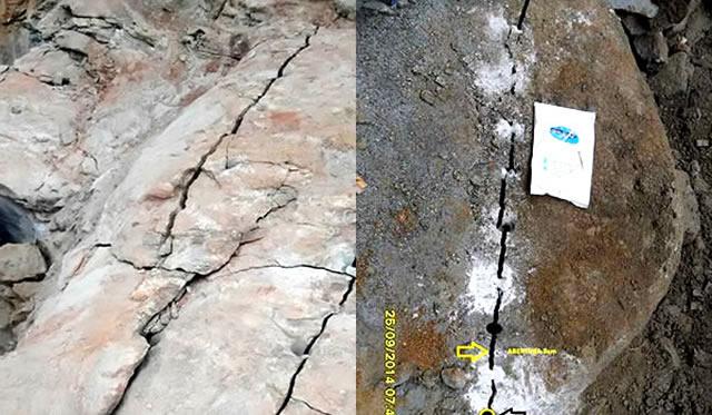 Argamassa Expansiva para Corte e Demolição de Rocha e Concreto